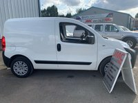 USED 2017 67 PEUGEOT BIPPER 1.2 HDI PROFESSIONAL 1 OWNER FROM NEW AIR CONDITIONING & ELECTRIC PACK