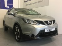 USED 2016 65 NISSAN QASHQAI DCI N-TEC PLUS New Shape Qashqai With Top Spec, Full History And Fabulous Economy Too Great Value For Money