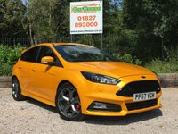USED 2018 67 FORD FOCUS 2.0 ST-3 5dr Sat Nav, Leather, HUGE SPEC