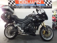 USED 2010 10 TRIUMPH TIGER 1050cc TIGER 1050  ONLY 5,000 MILES WITH FSH!!!