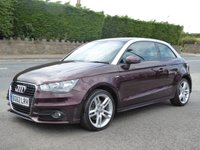 USED 2012 62 AUDI A1 1.4 TFSI S LINE 3d 122 BHP Finance Options Available - Good Credit / Bad Credit