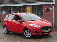 2013 FORD FIESTA 1.0 ZETEC (£0 ROAD TAX) 5dr £4490.00