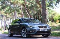 2016 SEAT LEON 1.4 ECOTSI FR TECHNOLOGY DSG 3d AUTO 150 BHP £10950.00