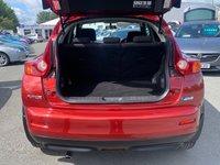 USED 2011 11 NISSAN JUKE 1.5 ACENTA SPORT DCI 5d 110 BHP Full Nissan history
