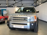 2006 LAND ROVER DISCOVERY 2.7 3 TDV6 S 5d AUTO 188 BHP £5495.00
