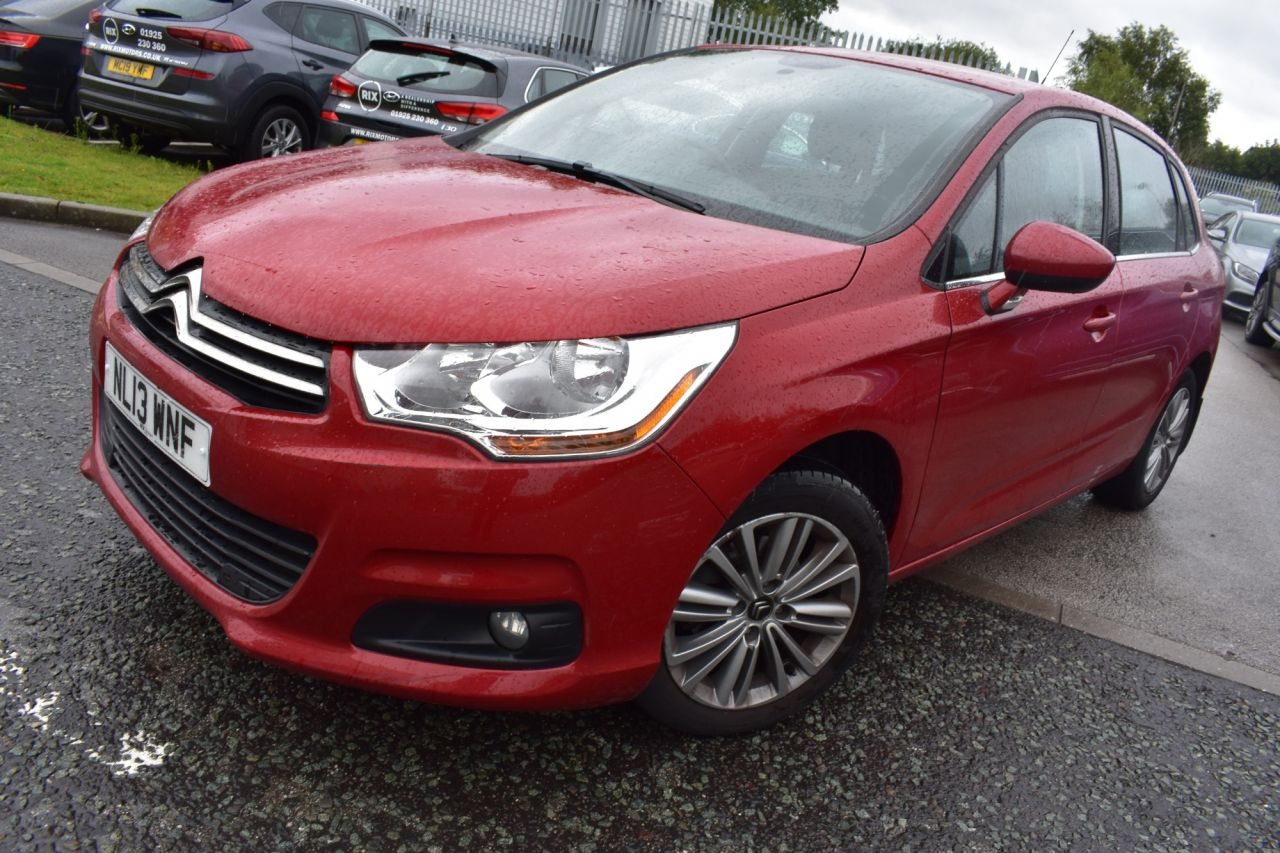 Used CITROEN C4for sale