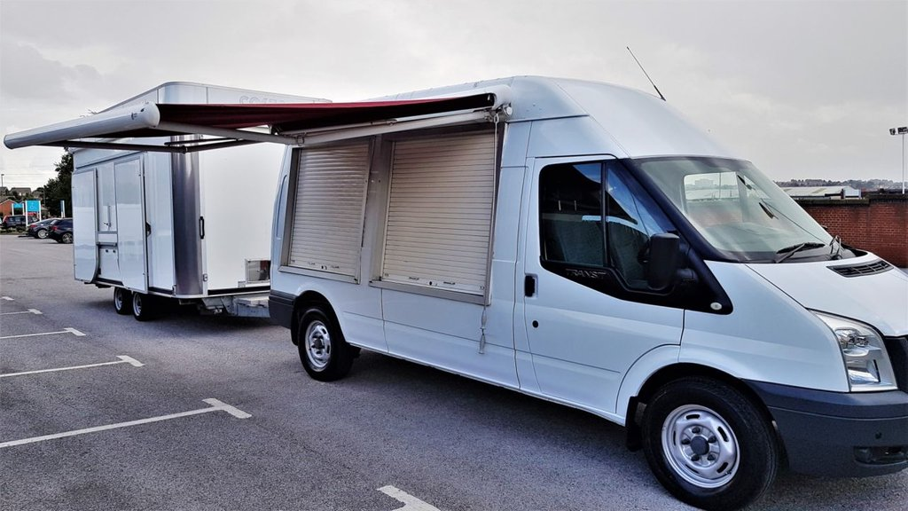 USED 2010 10 FORD TRANSIT 2.4 350 H/R 5DR 115 BHP *** GREAT BUSINESS OPPORTUNITY ***