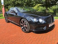 USED 2014 BENTLEY CONTINENTAL 4.0 GT V8 S 2d AUTO 521 BHP