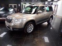 2012 SKODA YETI 2.0 ELEGANCE TDI CR 5d 138 BHP £7990.00