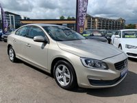 2016 VOLVO S60 2.0 D2 BUSINESS EDITION 4d 118 BHP £9450.00