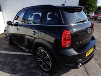 USED 2015 65 MINI COUNTRYMAN 2.0 COOPER SD ALL4 5d 141 BHP £259 A MONTH ALL WHEEL DRIVE FULL SERVICE HISTORY HALF LEATHER  PARKING SENSORS  ALLOY WHEELS INTERIOR LIGHT PACK