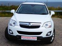 USED 2012 62 VAUXHALL ANTARA 2.2 SE NAV CDTI 4WD S/S 5d 161 BHP