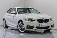 USED 2016 16 BMW 2 SERIES 2.0 220I M SPORT 2d AUTO 181 BHP