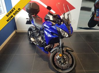 View our YAMAHA TRACER 700