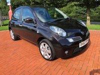 2010 NISSAN MICRA 1.2 N-TEC 5d AUTO 80 BHP £5990.00