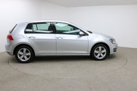 USED 2015 65 VOLKSWAGEN GOLF 1.4 MATCH TSI BLUEMOTION TECHNOLOGY DSG 5d AUTO 121 BHP Finished in a fantastic sliver is this Volkswagen Golf  + FULL SERVICE HISTORY + CRUISE + BLUETOOTH + PARKING SENSORS