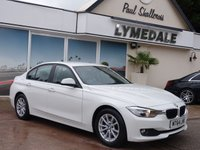 2014 BMW 3 SERIES 2.0 320D EFFICIENT DYNAMICS BUSINESS 4d 161 BHP £7795.00