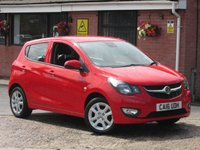 2016 VAUXHALL VIVA 1.0 SE (ONE OWNER) 5dr £4690.00