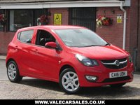 USED 2016 16 VAUXHALL VIVA 1.0 SE (ONE OWNER) 5dr GREAT SPEC / ONE OWNER