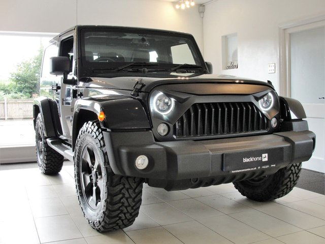 2015 15 JEEP WRANGLER 2.8 CRD OVERLAND 2d AUTO...Reserved for Simon.