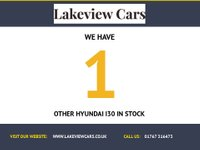 USED 2013 13 HYUNDAI I30 1.6 ACTIVE BLUE DRIVE CRDI 5d 109 BHP