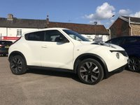 2013 NISSAN JUKE 1.5 DCI N-TEC 5d WITH SAT NAV AND LOW ROAD TAX £7000.00