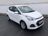 2014 HYUNDAI I10 1.2 SE 5d AUTO 86 BHP £6990.00