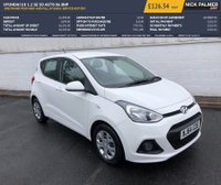 USED 2014 64 HYUNDAI I10 1.2 SE 5d AUTO 86 BHP ONE OWNER FROM NEW AND FULL HYUNDAI SERVICE HISTORY