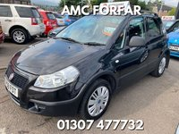 2009 FIAT SEDICI 1.6 16V DYNAMIC 2WD 5d 107 BHP £2295.00