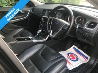USED 2013 13 VOLVO V60 2.4 D5 SE LUX NAV AUTO FULL HISTORY
