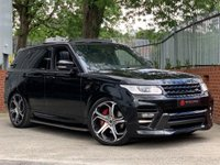 USED 2015 LAND ROVER RANGE ROVER SPORT 3.0 SD V6 Autobiography Dynamic 4X4 (s/s) 5dr NOW SOLD!!