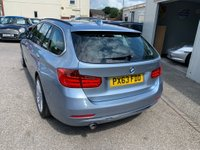 USED 2013 63 BMW 3 SERIES 2.0 318d Luxury Touring (s/s) 5dr FULL BMW SERVICE HISTORY