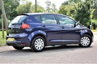 USED 2011 11 SEAT ALTEA 1.6 TDI Ecomotive CR S 5dr FULL SERVICE HISTORY+LONG MOT