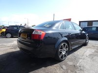 USED 2004 L AUDI A4 1.8 T S line CVT 4dr !!RRP OVER 2500!!!