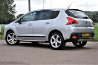 USED 2012 12 PEUGEOT 3008 2.0 HDi FAP Allure 5dr PANORAMIC SUNROOF+MPV