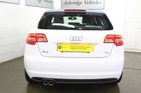 USED 2012 62 AUDI A3 2.0 TD S line Sportback S Tronic 5dr COMFORT PACK! LOW MILEAGE!