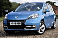 USED 2013 62 RENAULT SCENIC 1.5 dCi Dynamique Tom Tom 5dr FULL SERVICE HISTORY+LONG MOT