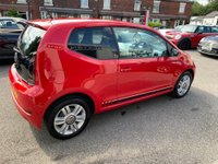 USED 2018 68 VOLKSWAGEN UP 1.0 up! beats (s/s) 3dr AS NEW CONDITION