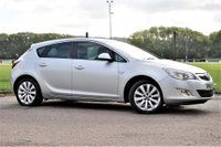 USED 2010 10 VAUXHALL ASTRA 1.4T 16v Elite 5dr FULL LEATHER+FSH
