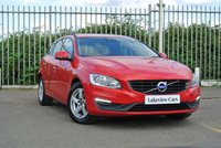 2016 VOLVO V60 2.0 D4 BUSINESS EDITION 5d AUTO 188 BHP £SOLD