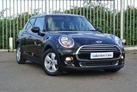 2014 MINI HATCH COOPER 1.5 COOPER 5d AUTO 134 BHP £10945.00