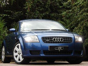 2004 AUDI TT 3.2 V6 QUATTRO 3d AUTO 247 BHP £4490.00