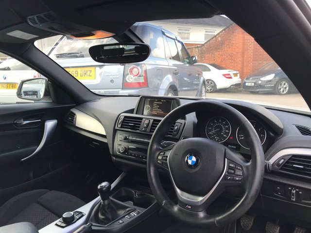 BMW 1 SERIES at Kiteley Motors