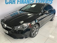 USED 2017 67 MERCEDES-BENZ CLA 1.6 CLA 180 SPORT 4d AUTO 121 BHP