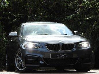 2015 BMW 2 SERIES 3.0 M235I 2d 326 BHP £16975.00