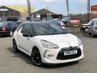2011 CITROEN DS3 1.6 DSTYLE PLUS 3d 120 BHP £4495.00