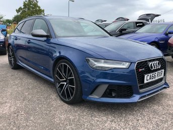 2016 AUDI A6 4.0 RS6 PLUS AVANT TFSI QUATTRO 605ps £SOLD