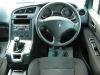 USED 2010 59 PEUGEOT 5008 2.0 HDI SPORT 5d 150 BHP FSH - 1 Previous owner - 7 Seater diesel