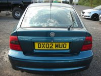 USED 2002 02 VAUXHALL VECTRA 1.8 LS 16V 5d 124 BHP 1 Previous owner - Low mileage