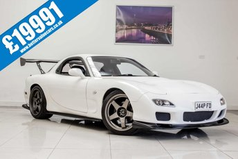 View our MAZDA RX7